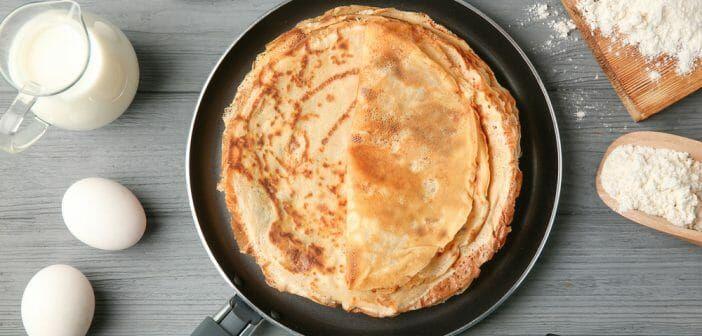 Crêpes : la recette light - Le blog Anaca3.com | Recette