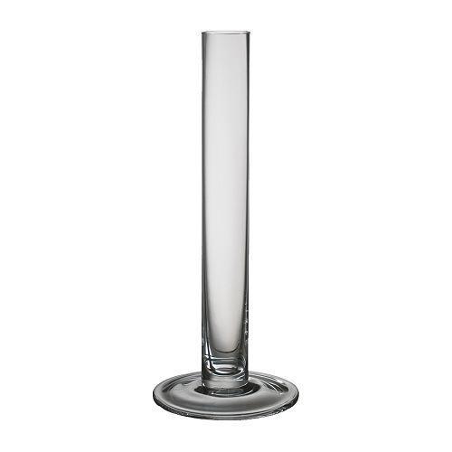 tajt vase clear glass vase and ikea. Black Bedroom Furniture Sets. Home Design Ideas