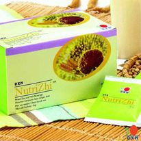 DXN Nutrizhi is a mixed soy and malt nutritious beverage specially formulated using premium quality of soybeans, malt and Ganoder¬ma Mycelium extracts. It is rich and creamy with natural soybean taste and great aroma of malt, this making it truly nutritious and delicious