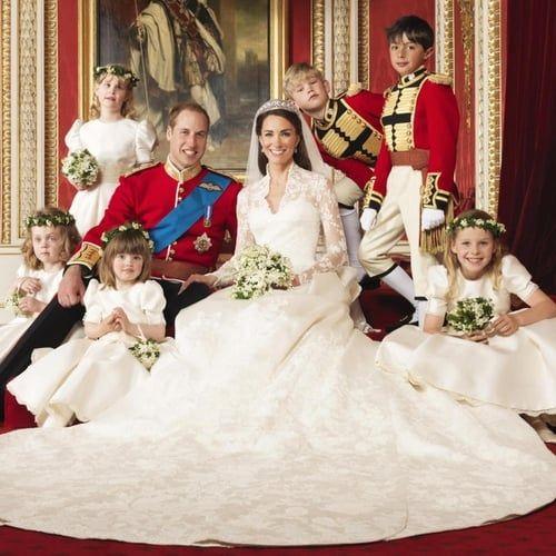 Buon anniversario William e Kate!!