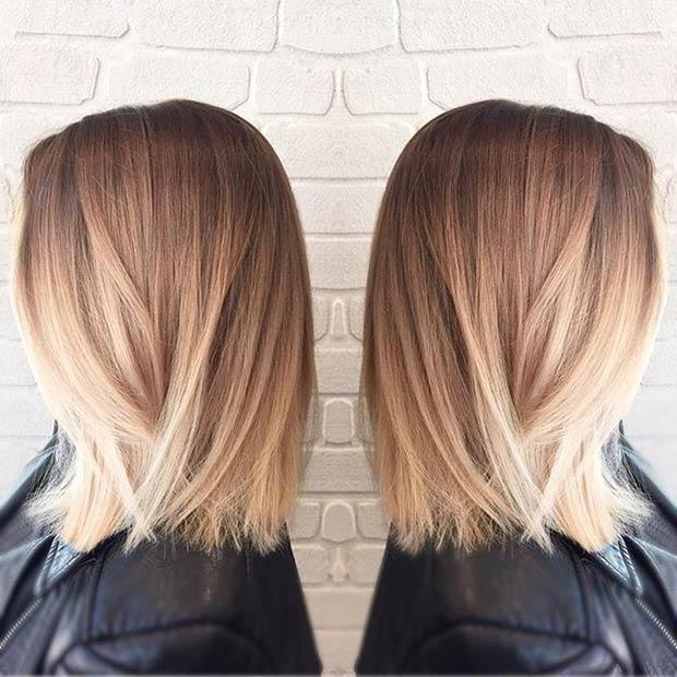 12 pomysłów na włosy długi bob. Sprawdź jakie piękne!