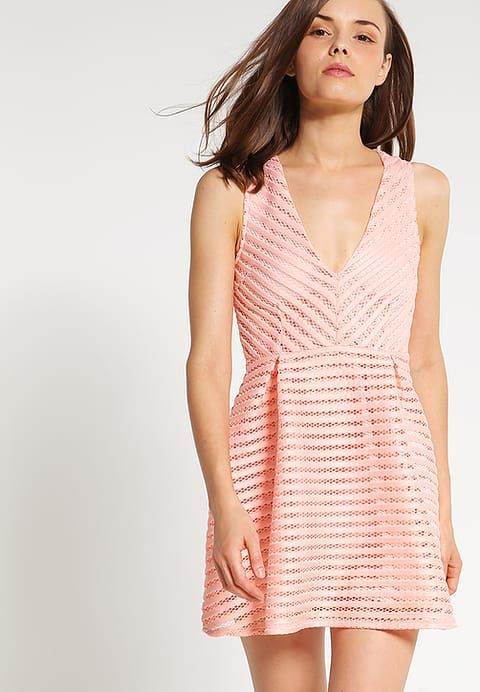 Missguided Petite Summer dress - nude for £28.69 (30/03/17) with free delivery at Zalando