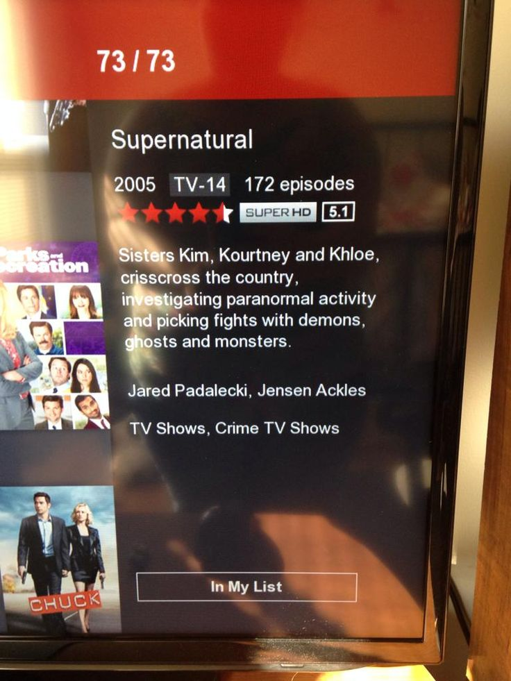 """I think netflix made a mistake.. Laughed so hard I could barely click the reblog button imagine all 9 seasons of supernatural but rather than the two Winchester brothers you have the three Kardashian sisters """"Mom's gone on a shopping trip… and hasn't been back for a couple of days."""""""
