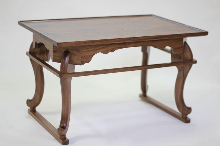 Traditional Naju small portable dining table.