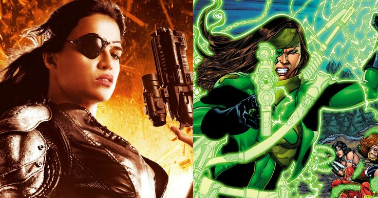 'Green Lantern': Michelle Rodriguez Apologizes for Racist Comments -- Michelle Rodriguez denies that she is up for the role of 'Green Lantern' Jessica Cruz in 'Justice League', sending a video to apologize for inappropriate comments. -- http://www.movieweb.com/green-lantern-cast-michelle-rodriguez-apology