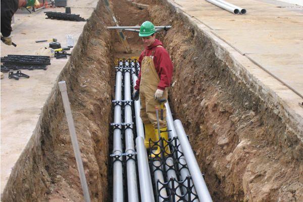 Underground #Electrical Service Repair or Installation.