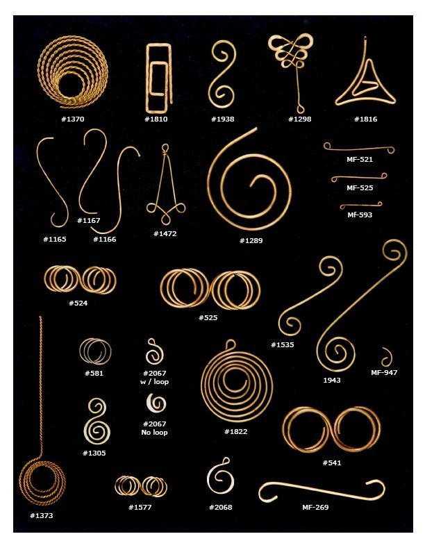Scrolls 5 | A & J Tool & Findings Company, Inc.A & J Tool & Findings Company, Inc.