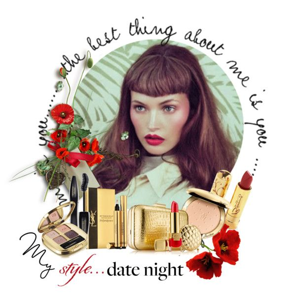 """Show Us Your Date Night Beauty"" by queen-t-e-a on Polyvore"