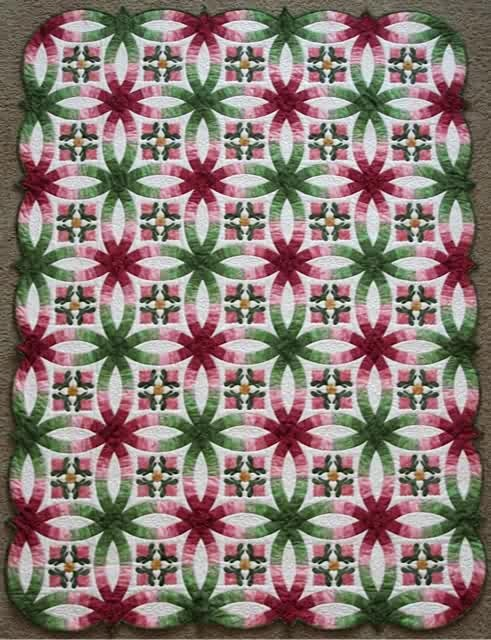 33 best Double wedding ring quilts images on Pinterest | Baby ... : quilting mysteries series - Adamdwight.com