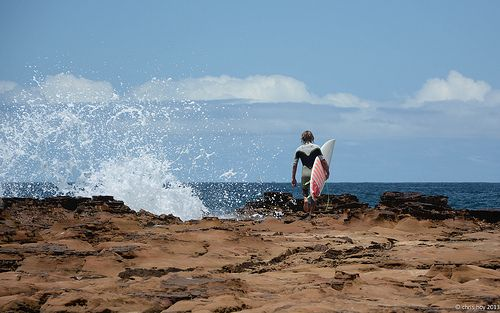 Avoca Beach, Central Coast, NSW.