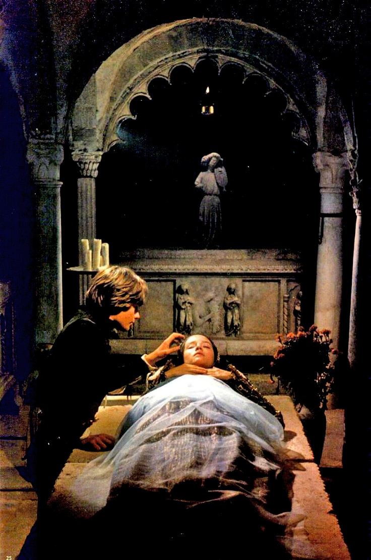 baz luhrmann and franco zeffirellis film essay Like zeffirelli's, this film adapts the plot, characters, and about  with his  reworking of romeo and juliet, luhrmann spoke clearly to the very.