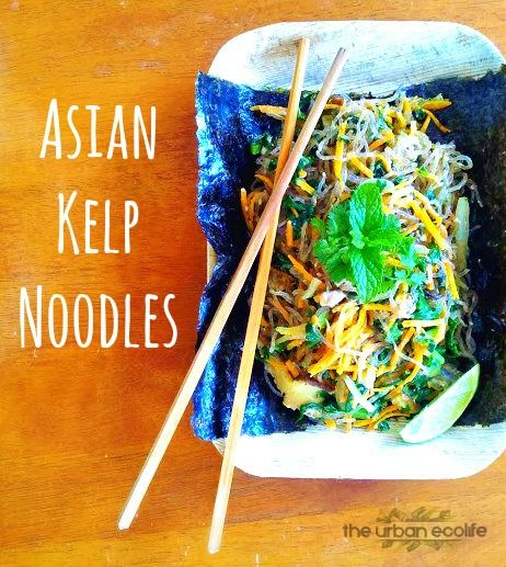 Check out Citrus Asian Kelp Noodles (Paleo, Gluten-Free ...