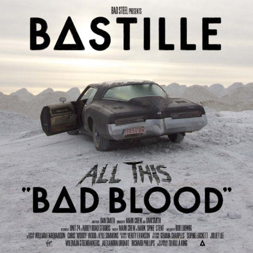 All This Bad Blood Virgin (Universal)   disc 1. Pempeii -- Things we lost in the fire -- Bad blood -- Overjoyed -- These streets -- Weight of living pt. II -- Icarus -- Oblivion -- Flaws -- Daniel in the den -- Laura Palmer -- Get home. disc 2. Part I: all this bad blood -- Poet -- Silence -- Haunt (demo) -- Weight of living pt. I -- Sleepsong -- Durban skies -- Laughter lines -- Part II: other people's heartache -- Of the night -- Draw -- What would you do -- Skulls -- Tuning out.