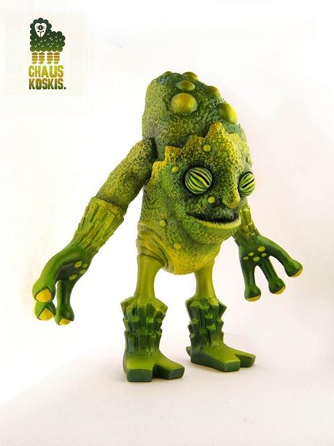 Alien Brassica Oleracea • Chauskoskis