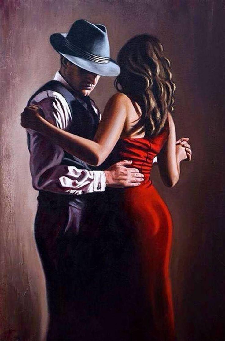 Красивые картинки танец любви