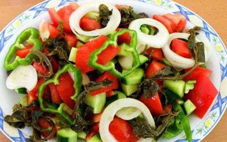 Healthy salad..