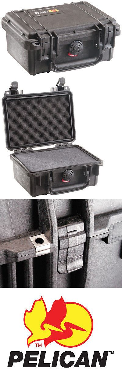 Gear Bags 29576: Pelican 1120 Black With Foam Small Hard Case -> BUY IT NOW ONLY: $36.79 on eBay!