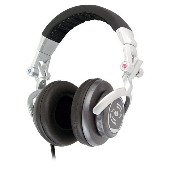 Professional DJ Turbo Headphones   had these headphones and they broke because i wasn't being very carefull with them if i had i'd still have them i'm going to be getting another set soon it has quality sound for mixing and listening too