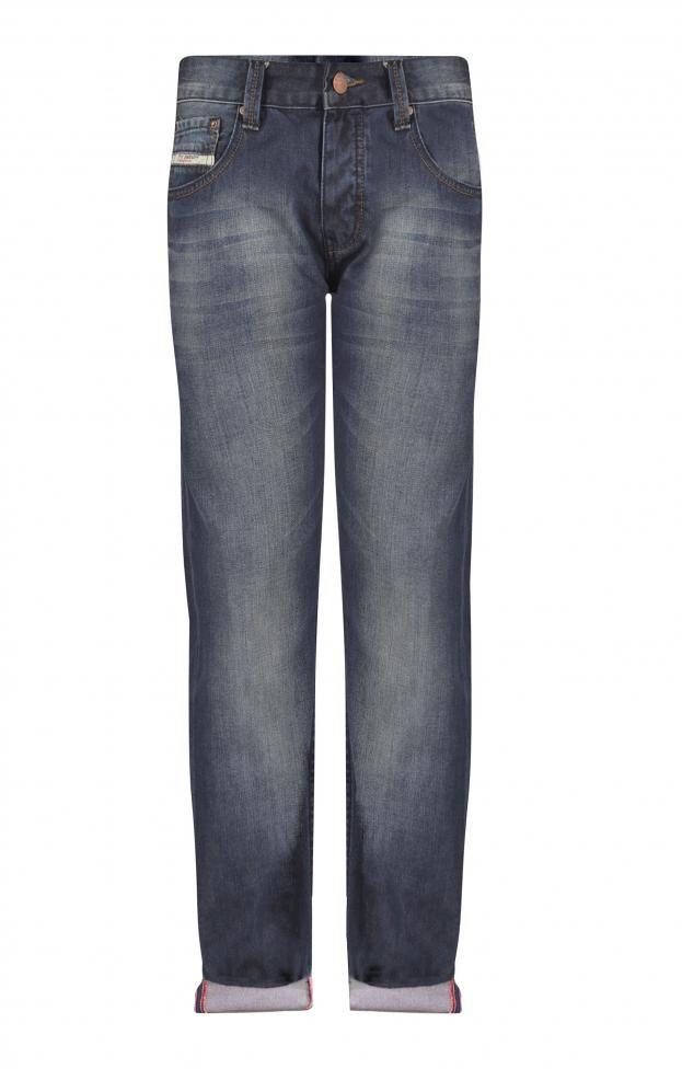 Ανδρικό παντελόνι denim  PANT-4982 Παντελόνια τζίν - Jeans & Denim