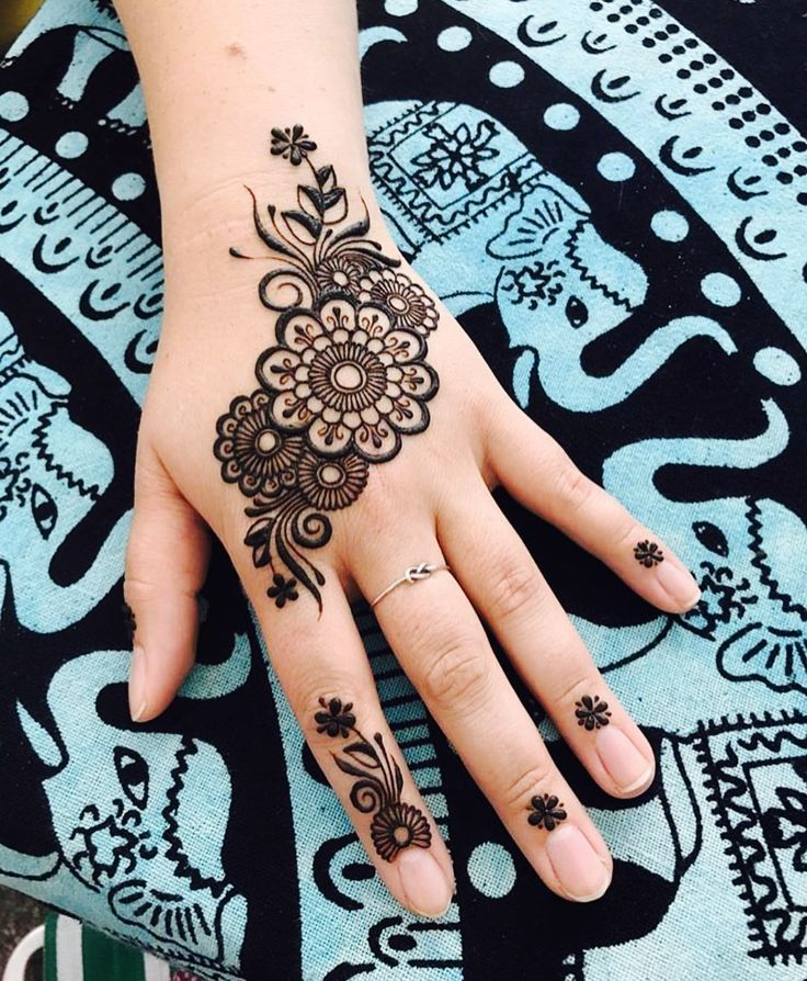 Картинки для татуировки хной