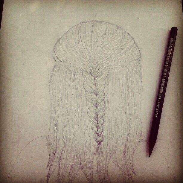 25 Beste Idee 235 N Over Haar Tekenen Op Pinterest