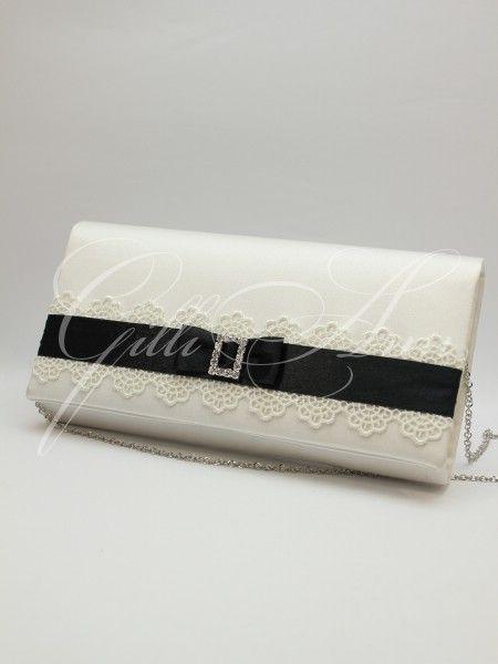 Свадебная сумочка клатч Gilliann Night Magic BAG303 #weddingbag #weddingclutch