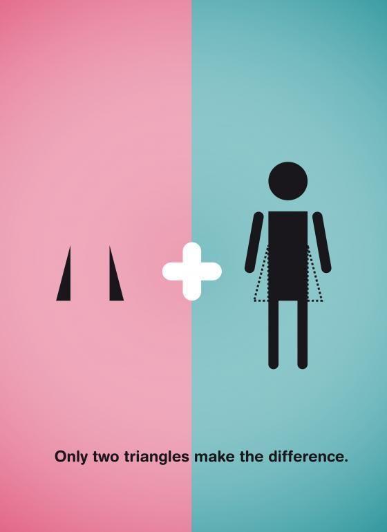 11 best pictograms&gender equality images on Pinterest Gender Equality Posters