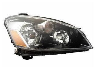 2005-2006 Nissan Altima New Passenger Side CAPA Halogen Headlight (S/SE/SL): HEADLIGHT CAPA ALTIMA 05-06 HL… #CarHeadlights #AutoHeadlights