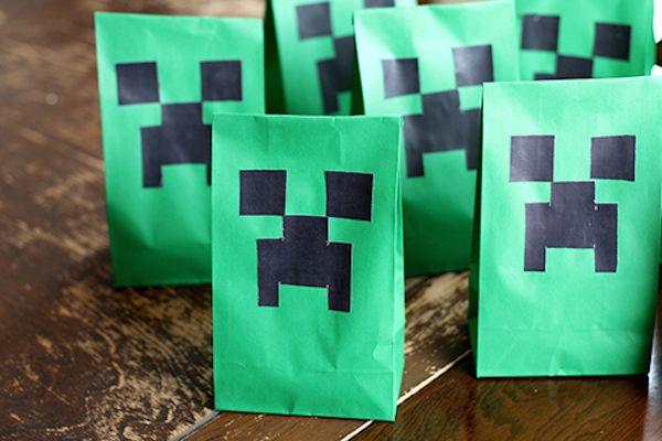 Cumpleaños Minecraft