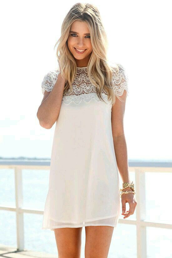25  best ideas about Graduation dress college on Pinterest | White ...