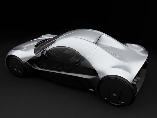 Unique Concept Car – Venturi Volage