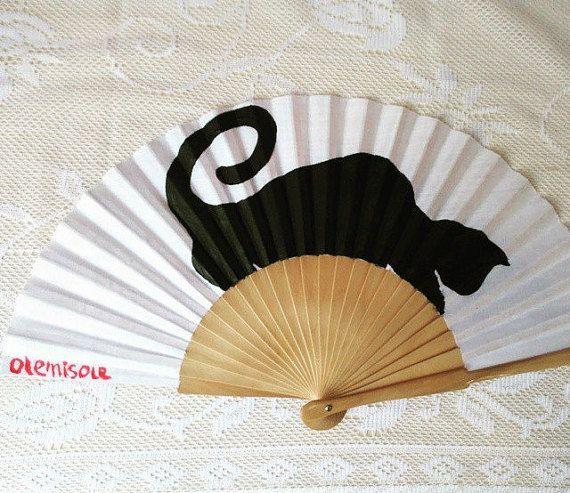 1360 best abanicos images on pinterest fans hand fans - Abanicos para pintar ...