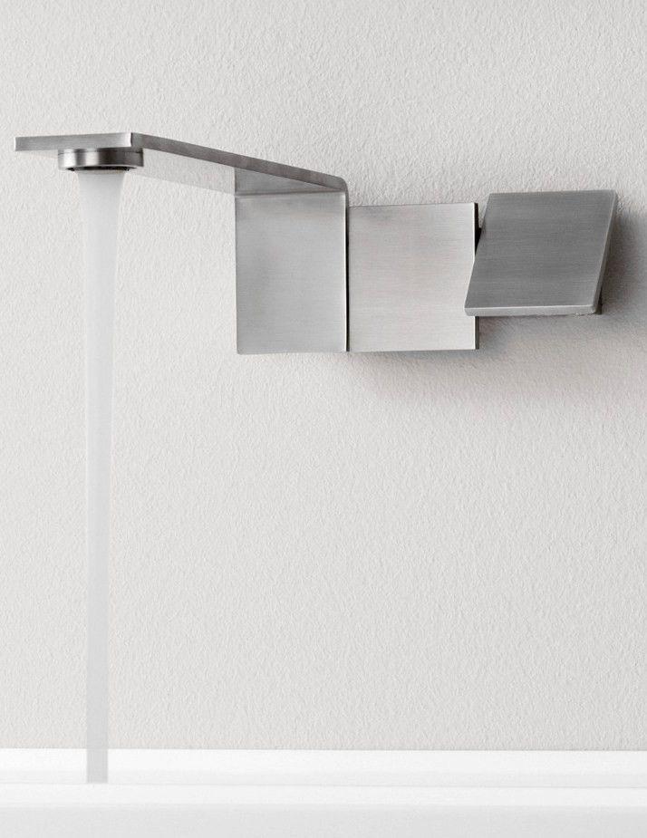 Single handle 1 hole washbasin mixer 5MM by Rubinetterie 3M | #design OCO Studio