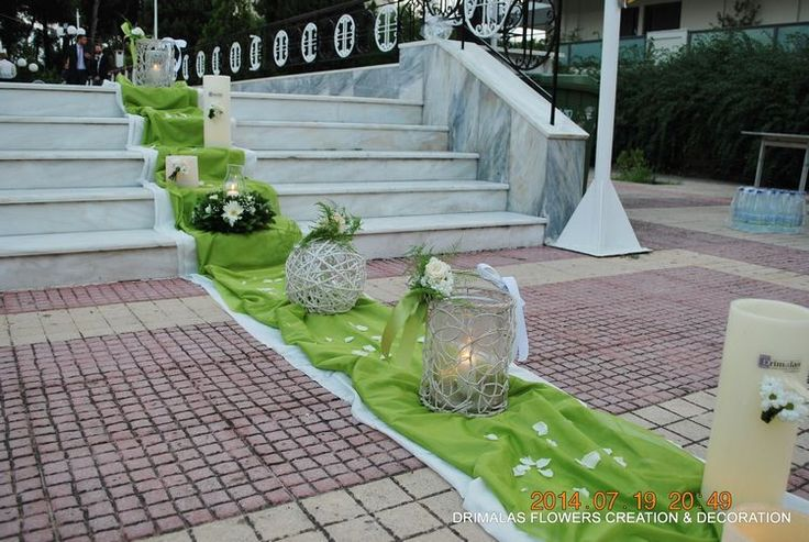 στολισμός γάμου στην Κηφισιά