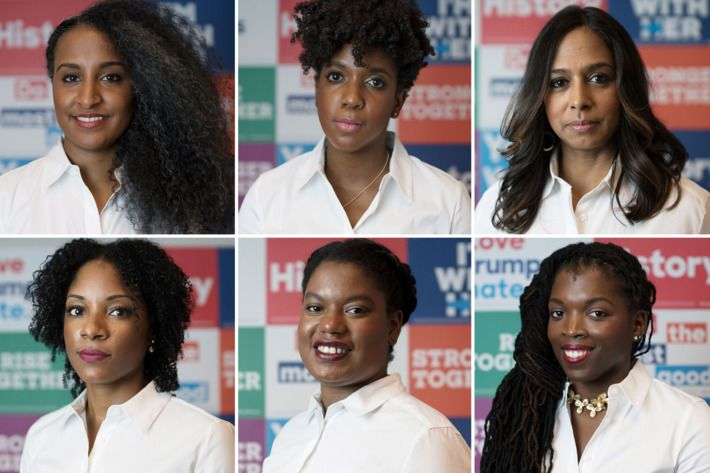 Hillary Clinton's campaign has more Black women staff than any other presidential nominee. Meet the Black Women Working on Hillary Clinton's Campaign. #imwiththem