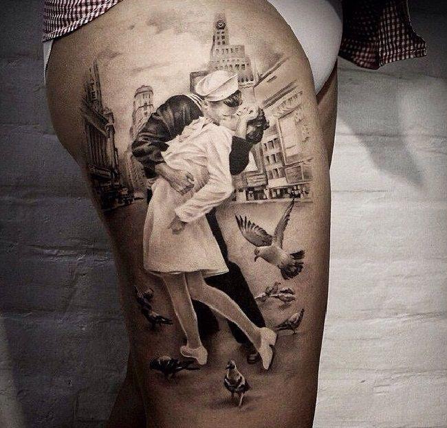 Tatuajes increíblemente realistas