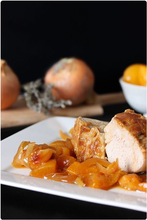 """Anciennement présentée sur mon blog, cette recette venait d'un Elle à table, rubrique """"cuisine Express"""". Je l'ai de nouveau réalisée et j'y ai apporté q"""