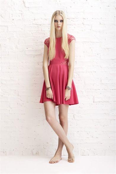 Erin Fetherston - Pre Spring 2013 - Shows - Vogue.it: 2013Rst Fashion, Fetherston 2013, 2013 Resorts, 2013 Erin, Erin Fetherston, Resorts 2013, Shorts Dresses, 2013 Collection, Fetherston Resorts