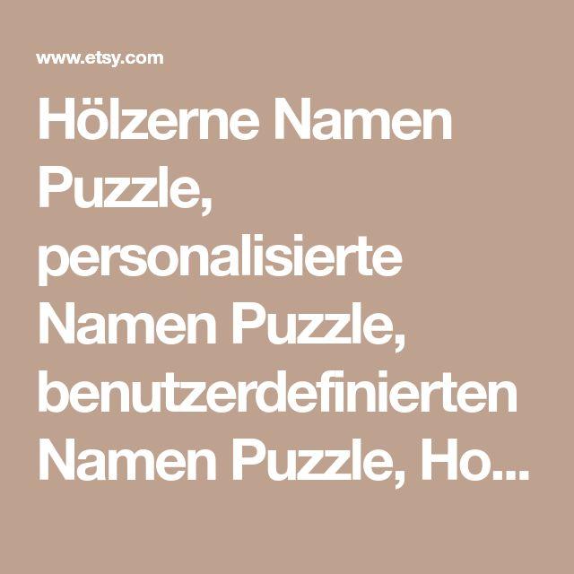 Die besten 25+ Holz Namen Buchstaben Ideen auf Pinterest ...