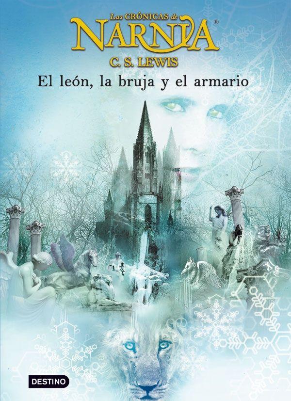 """""""El león, la bruja y el armario"""" de C. S. Lewis."""