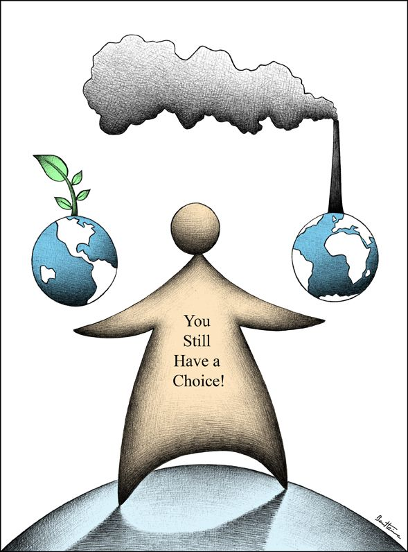 You've Got a Choice by BenHeine.deviantart.com on @deviantART
