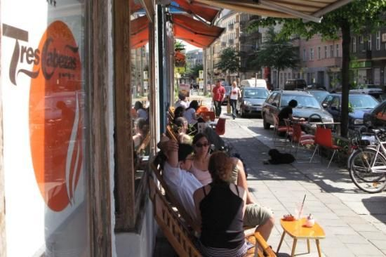 Tres Cabezas, Berlin: See 15 unbiased reviews of Tres Cabezas, rated 4 of 5 on TripAdvisor and ranked #2,916 of 7,328 restaurants in Berlin.