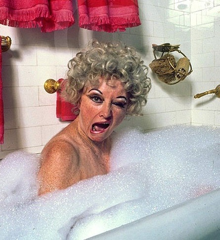 Phyllis Diller.  FunnyFunny Lady.