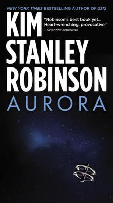 Aurora - Kim Stanley Robinson This is an amazing scientifically dense, deeply psychological, beautifully poignant look at humanity.  I highly recommend.