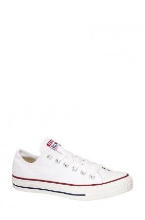 Buty Converse - Tenisówki białe niskie Chuck Taylor All Star