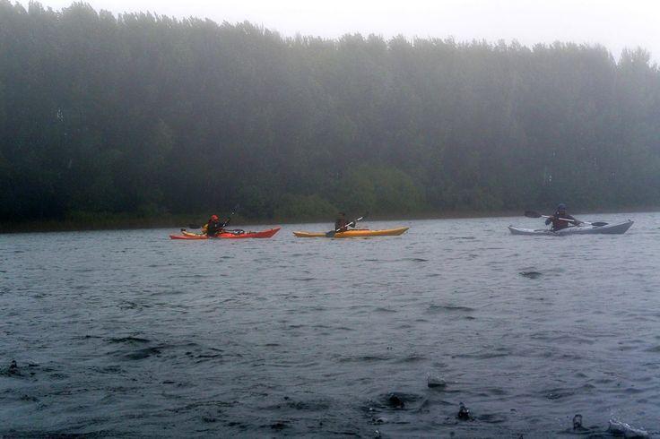 https://flic.kr/s/aHskKDdP2S | ACA 1-2-3 Octubre 2016 | Cursos de kayak con Pueblitoexpediciones