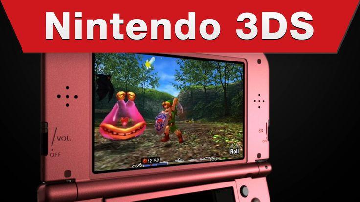 Esse é o novo Nintendo 3DS XL