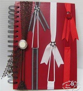 Ribbon Book Mark Tutorial
