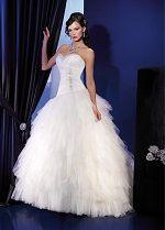 Robe de mariage Kelly Star numéro 16610A