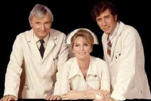 Emergency - Google Search.  Dr. Joe Early, Nurse Dixie McCall & Dr. Cal Brackett